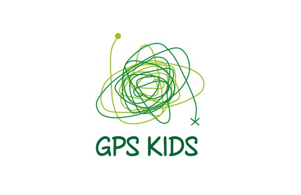 GPS Kids Corporate Design Logo