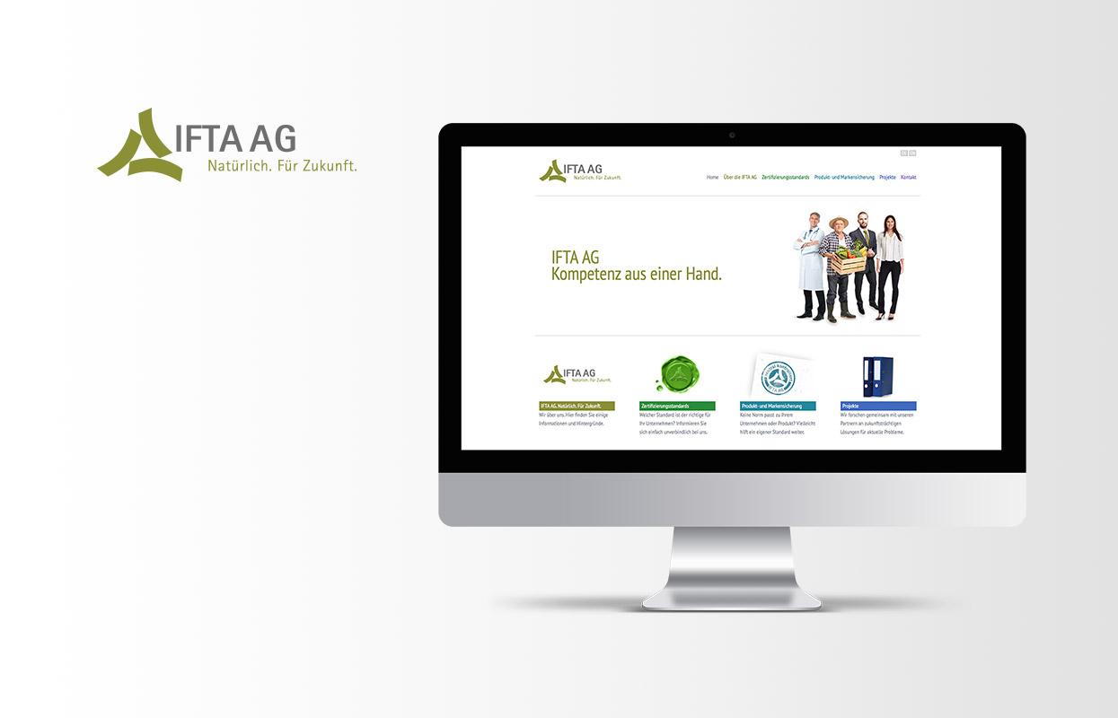 IFTA AG Webseite
