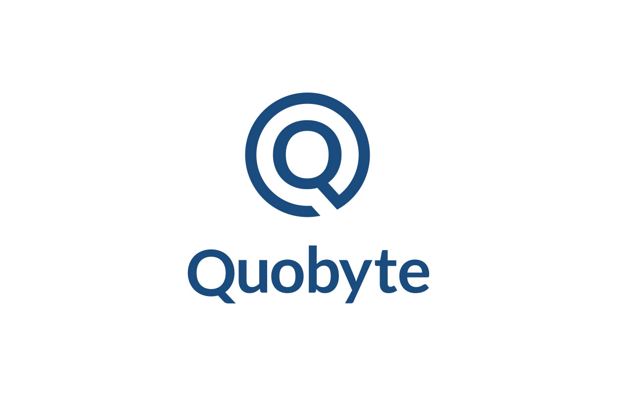 Quobyte Corporate design Logo