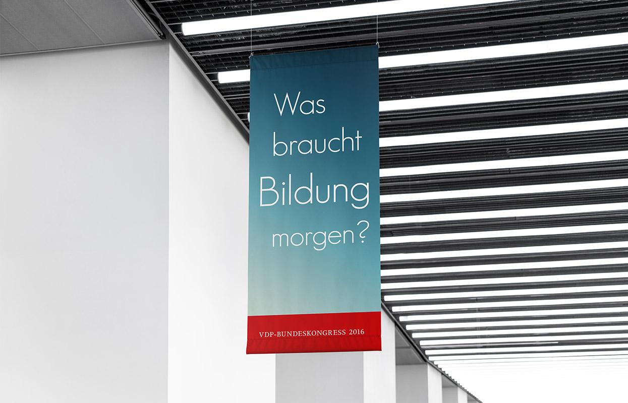 Verband Deutscher Privatschulverbände e.V. Fahnen