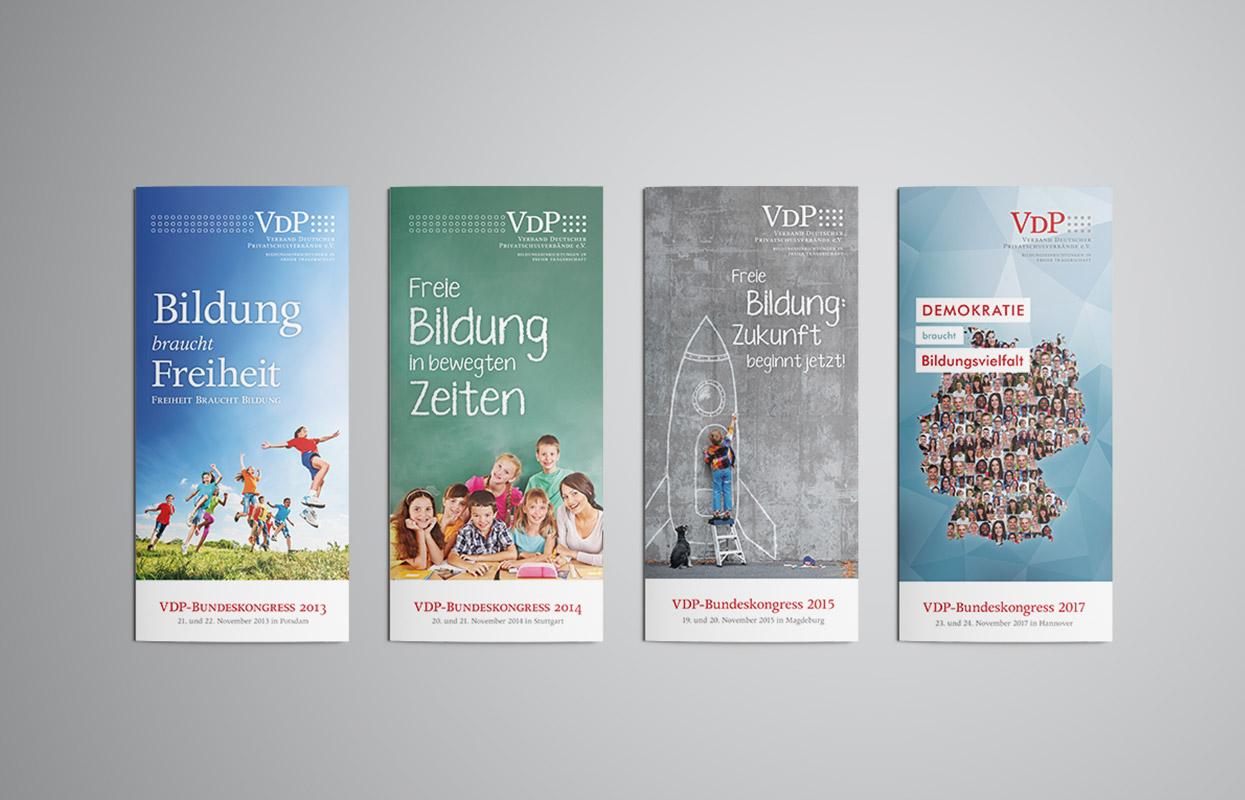 Verband Deutscher Privatschulverbände e.V. Flyer