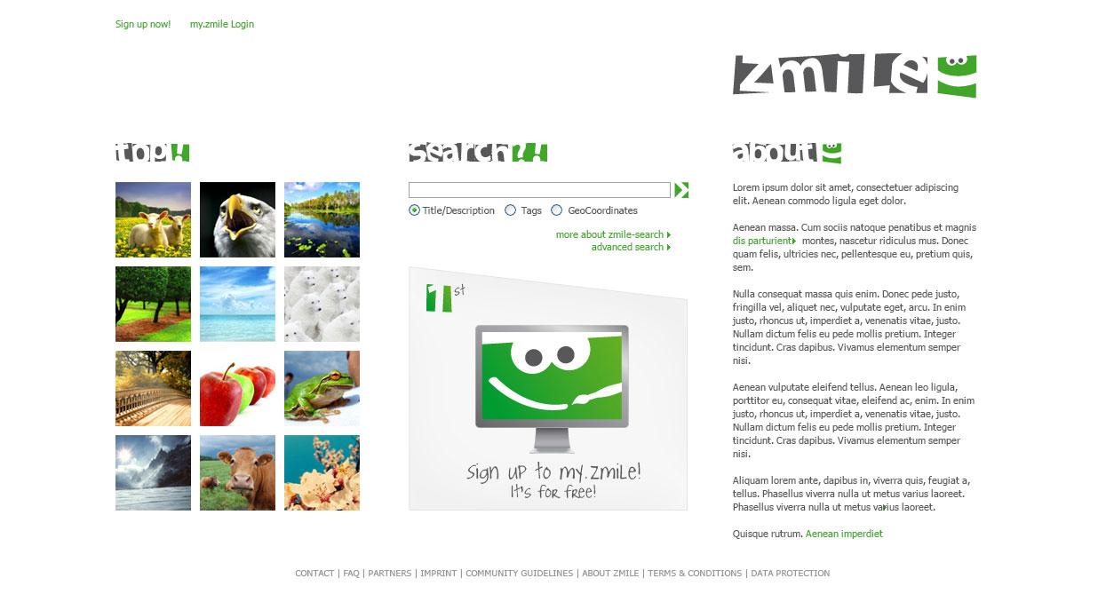 Zuse-Institut Berlin für Informationstechnik Zmile Foto Tool Datenbank